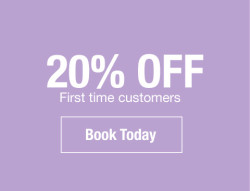 20% off for First-time customers